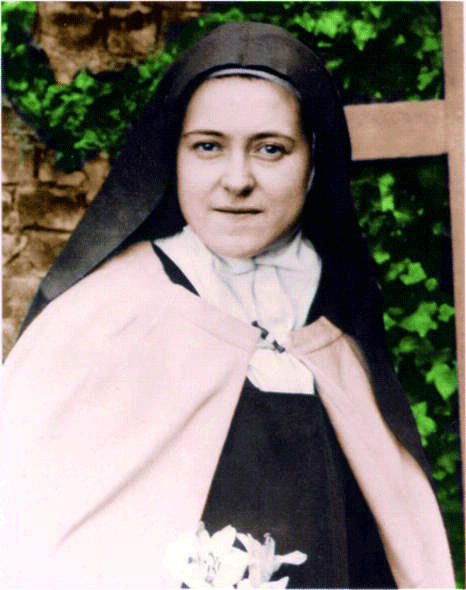 MY PATRONESS: Saint Therese of Lisieux